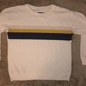 Abercrombie & Fitch Medium long sleeve sweatshirt